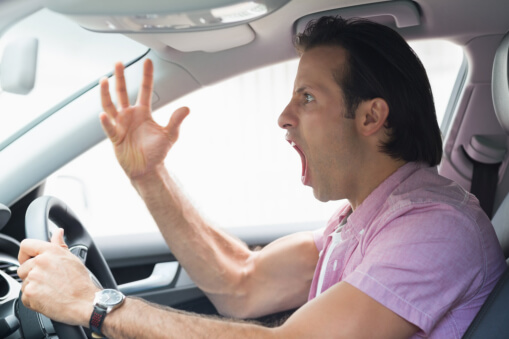 Staying Clear from Road Rage