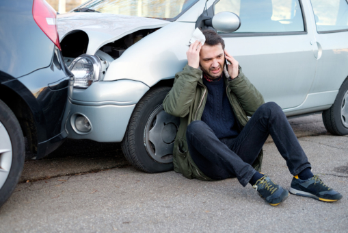 Four Most Common Reasons Why Road Accidents Happen